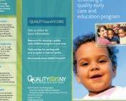 QUALITYstarsNY Families brochure