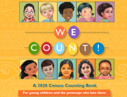 Help Ensure All Children are Counted in the 2020 Census!