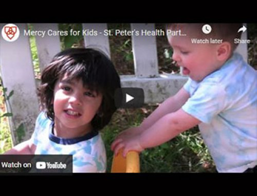Participant Spotlight: Mercy Cares for Kids Video Highlights Importance of Investing in Early Childhood Quality